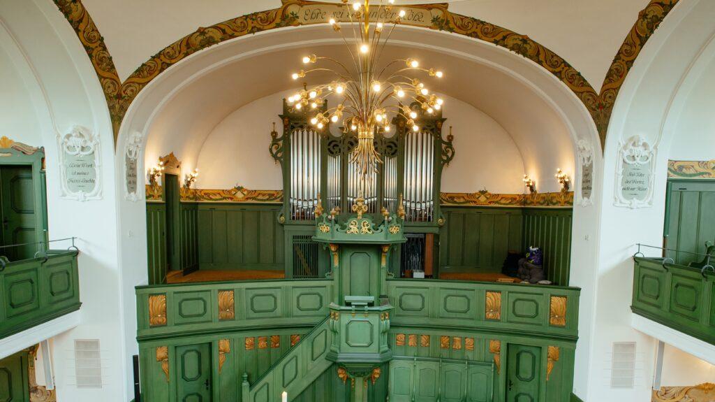 Haldenbüel Orgel Gossau