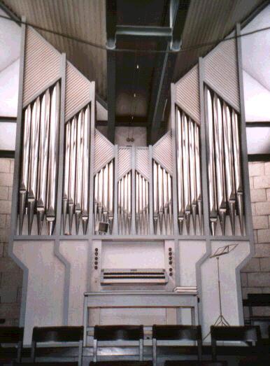 Pallottikapelle Orgel Gossau