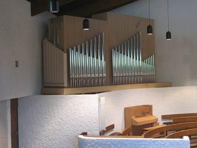 Paulus Orgel Gossau